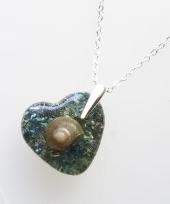 Orgonite Pendant By Divine Kauai Beautiful Enhanced Orgonite Pendant Powerful Necklace Orgone Jewelry